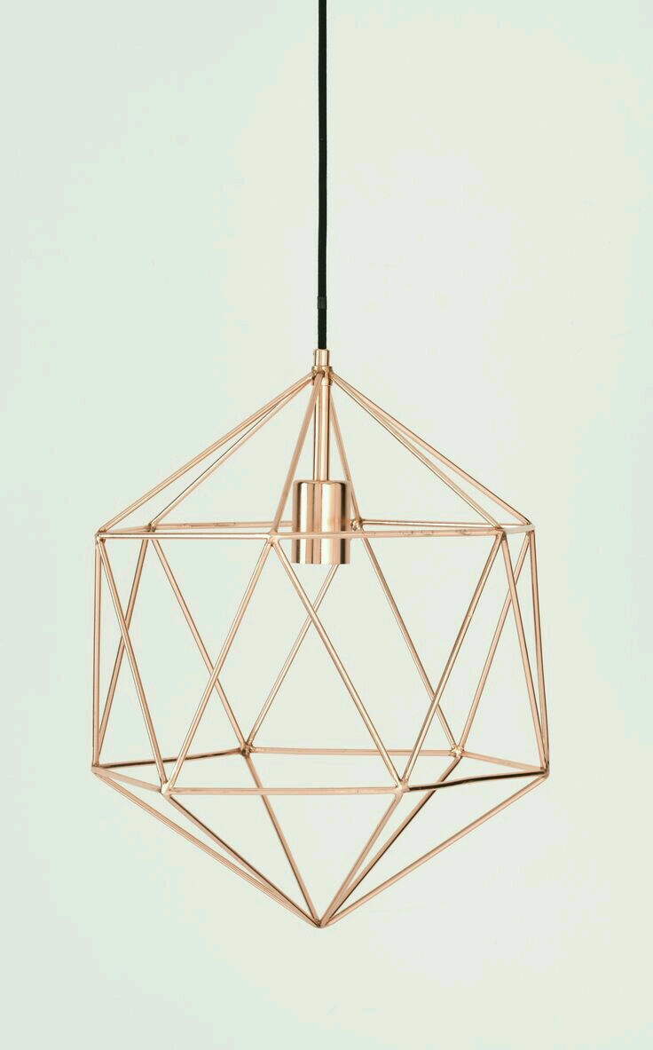 Lampu Diamond Tembaga