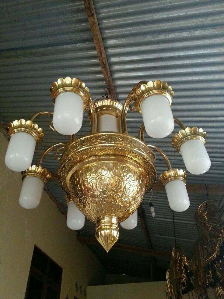 Replika Lampu Nabawi