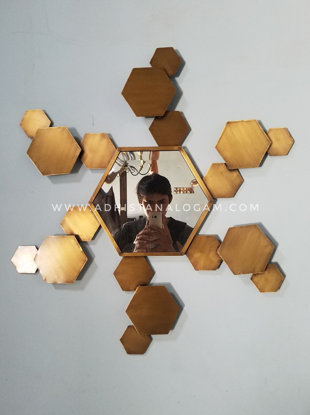 Cermin Kuningan Original Design