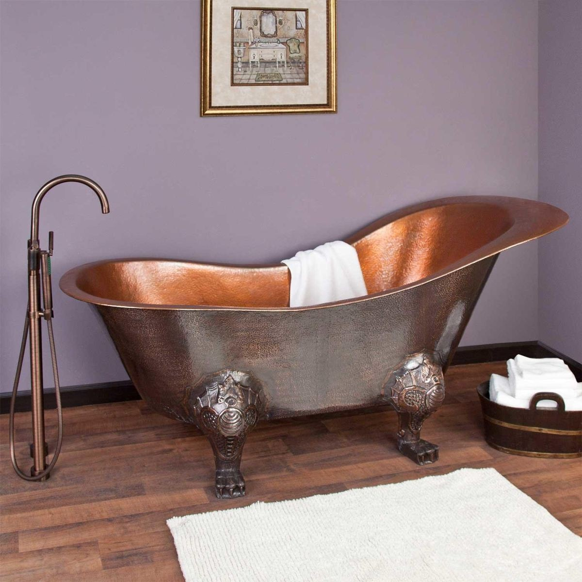 Luxury Copper Bathtub