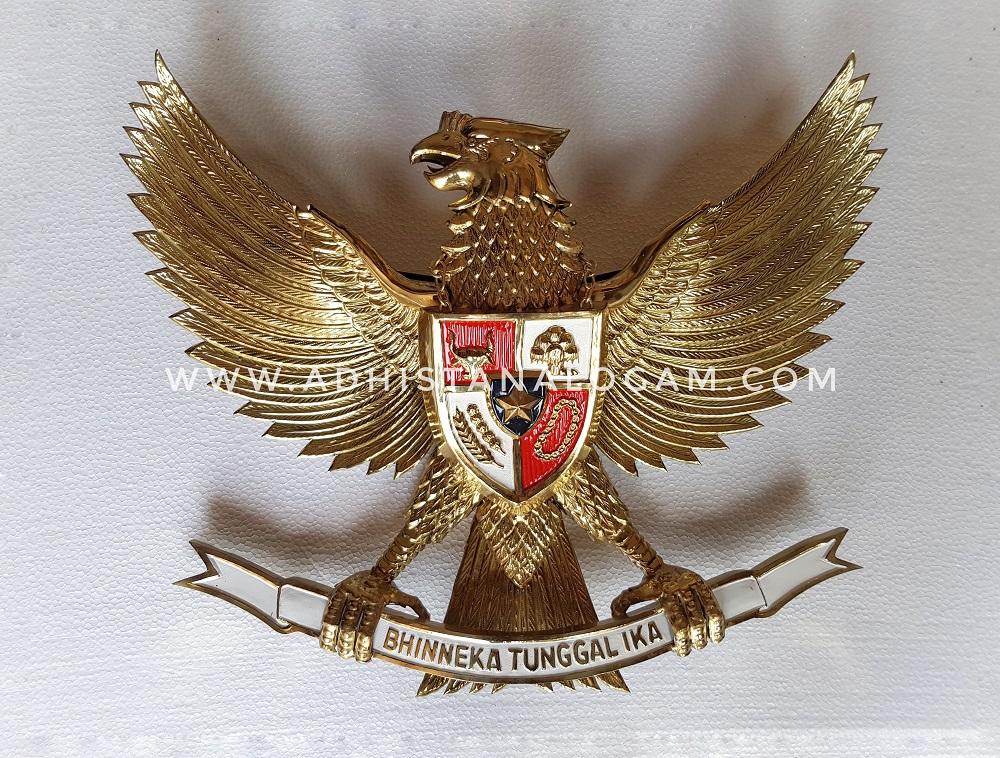 Lambang Garuda Pancasila Kuningan