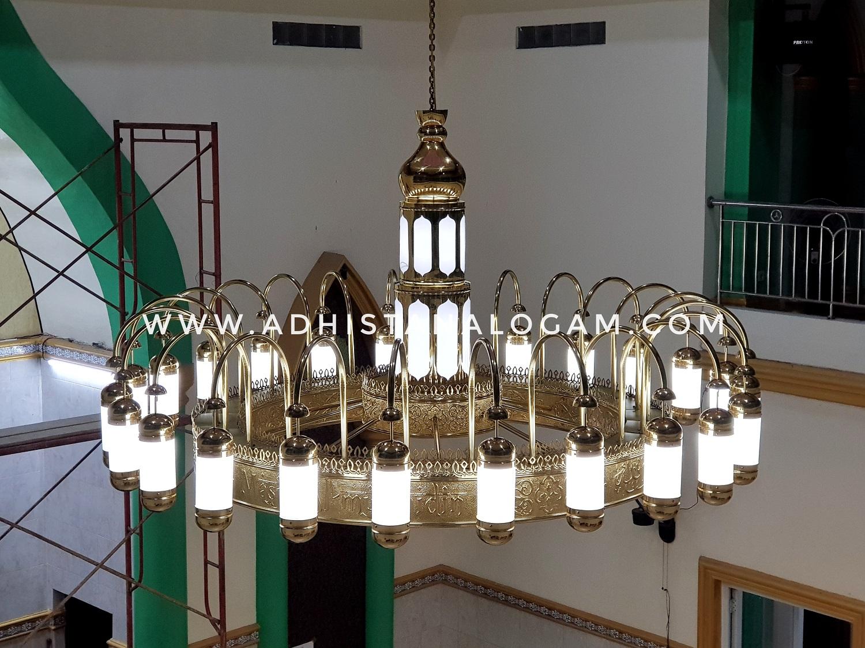 Lampu Masjid Nabawi Ukuran 3 Meter
